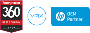 VPiX and HP partners